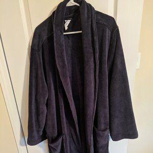 Mens cozy robe
